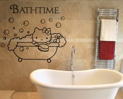 Bathtime Sticker