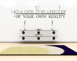 You Are the Creator Sticker