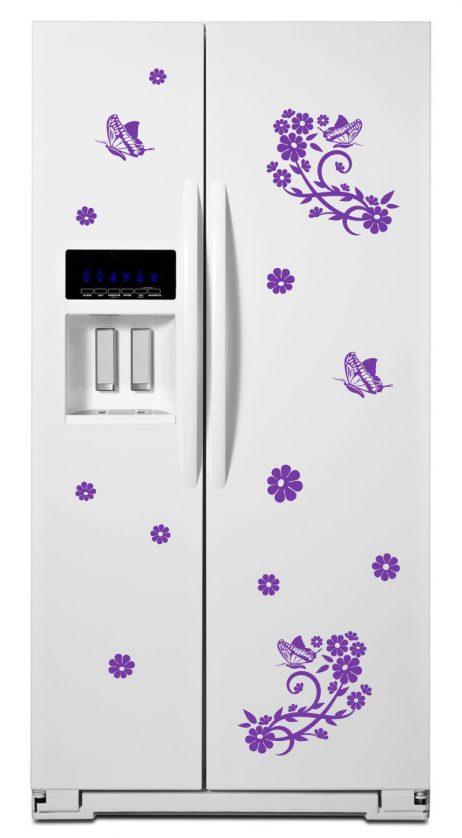 Refrigerator Design Decal #6