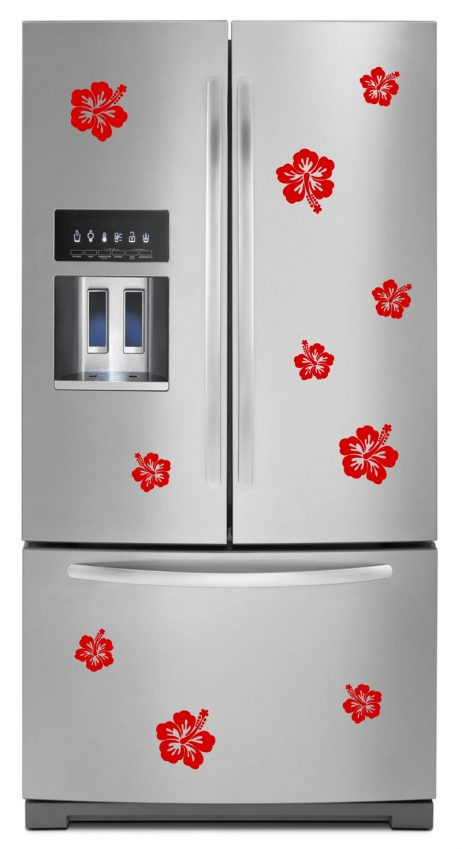 Refrigerator Design Decal #21
