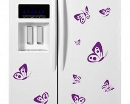 Refrigerator Design Decal #30