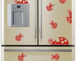 Refrigerator Design Decal #31