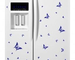 Refrigerator Design Decal #33