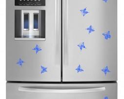 Refrigerator Design Decal #37