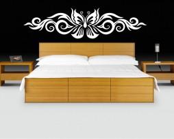 Butterfly Symmetrical Design Sticker