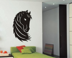 Stylized Horse Sticker
