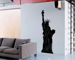 Statue of Liberty Design Sticker
