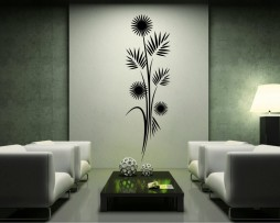 Plant Design #9 Sticker