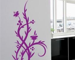 Flower Design #10 Sticker