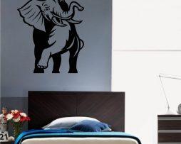 Roaring Elephant Sticker