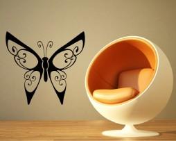 Buttefly Design #15 Sticker