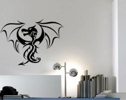 Flying Dragon #3 Sticker
