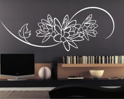 Flower Design #63 Sticker