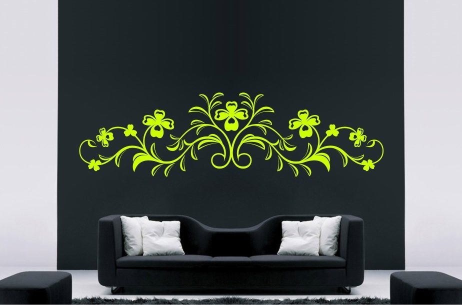 Vinyl wall decals flower design 67 for Decor 67 instagram