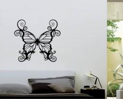 Butterfly Design #28 Sticker