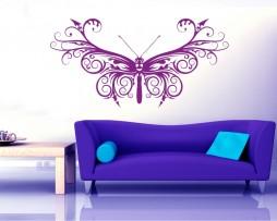 Butterfly Design #29 Sticker