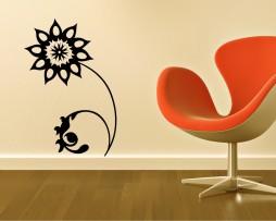 Flower Design #77 Sticker
