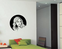 New York Actress Sticker