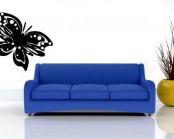 Butterfly Design #36 Sticker