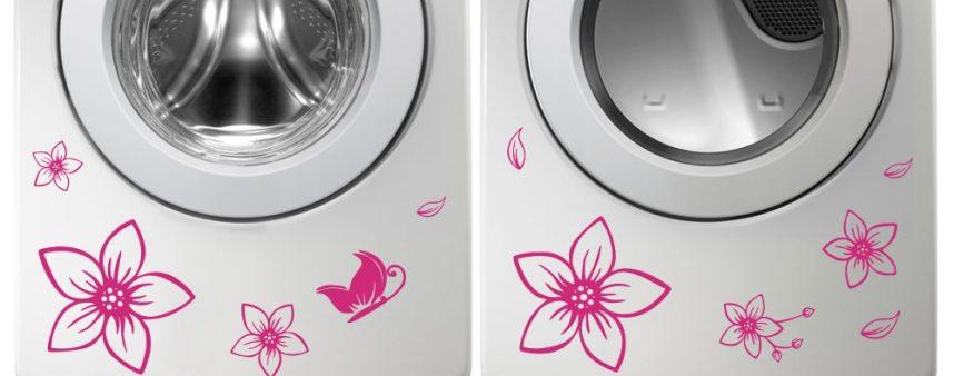 Washing Machine Vinyl Sticker #13