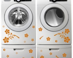Washing Machine Vinyl Sticker #15