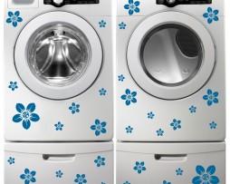 Washing Machine Vinyl Sticker #26