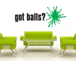 Got Balls? Sticker