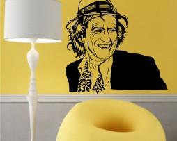 Keith Singer Sticker