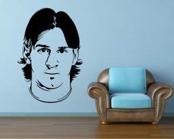Famous Soccer Player Sticker