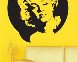 Golden Age Actress #5 Sticker