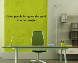 Good People Sticker