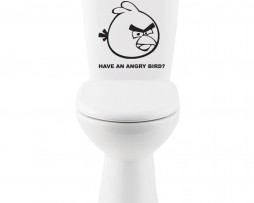 Have an Angry Bird? Sticker