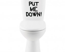 Put Me Down! Sticker