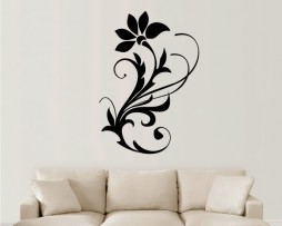 Floral Decor #3 Sticker