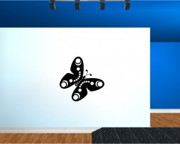 Butterfly #1 Sticker