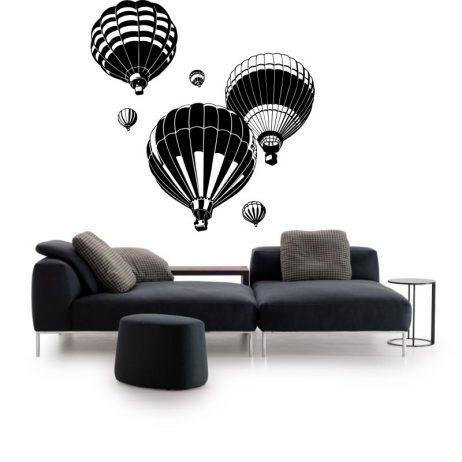 Hot Air Balloons Sticker