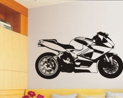 Sports Bike Sticker