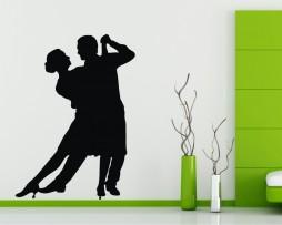 Dancing Pair Sticker