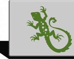 Lizard Sticker